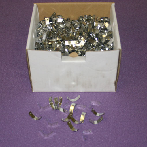 SKIRT CLIPS METAL